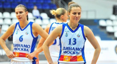 Dynamo Moscow fly into the play-offs!