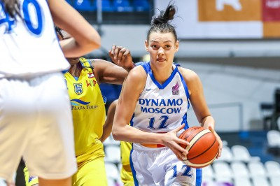 Dynamo wins in Beirut and advances to the Final 4