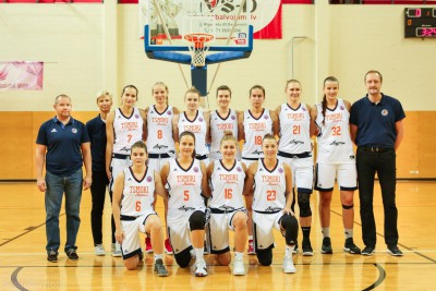 Tsmoki Minsk finish the first stage with a 3-0 record