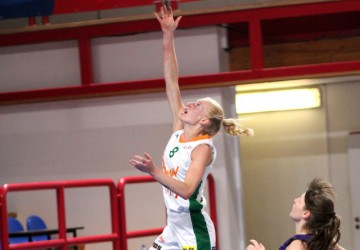 Zaplatova destroys Horizont in clutch time, first win for Žabiny Brno