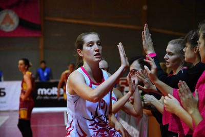Kirina shoots the lights out, Rostov Don prevail over Young Angels