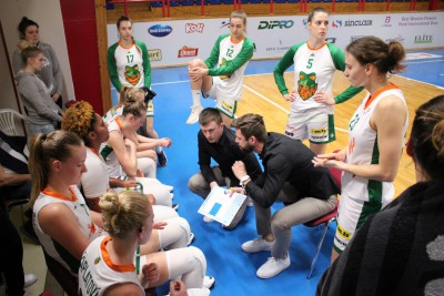 A3 Basket show pride, Žabiny Brno jump into the Final Four