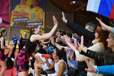 Sensational Rostov Don SFEDU win at Lulea and make it to the Final 4