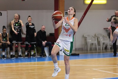 Meet the Fantastic Five: Žabiny build 34 point advantage over A3 Basket