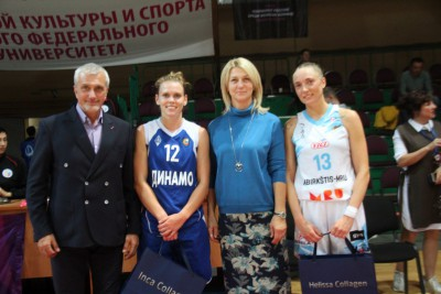 Dynamo Novosibirsk double the win count