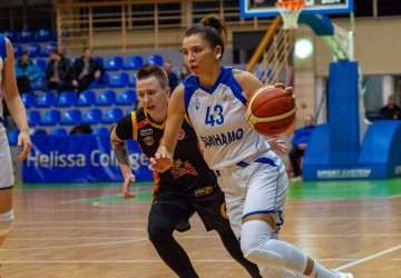 Dynamo Novosibirsk shoot the lights out and win Group B