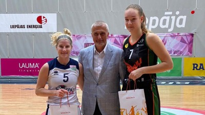 Fast break queens Žabiny Brno top group A