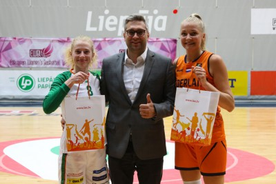 Undefeated! Žabiny Brno leave Liepāja with a 7-0 record