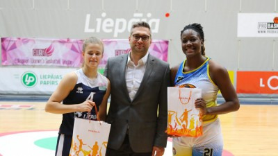 Hamilton Carter and Lubin dominate inside, another win for rising Pieštanske Čajky